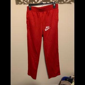 Nike Sweatpants - sizing is big
